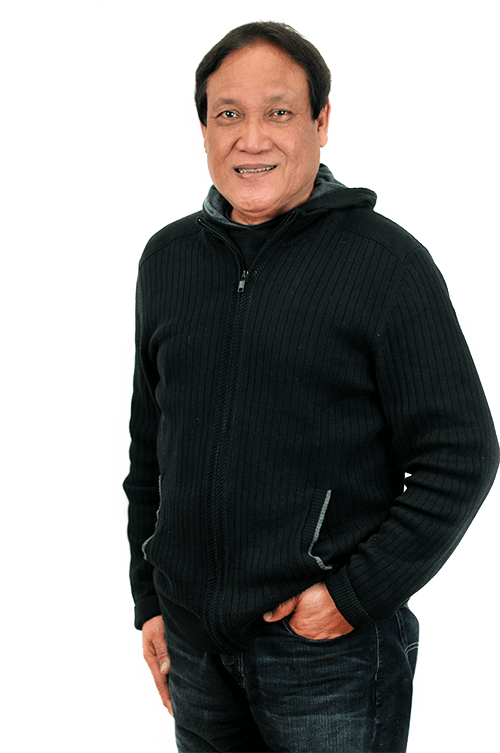 Pastor Rolly Reyes (Local Pastor and Pastor of Missions)